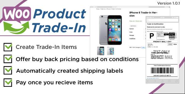 Wordpress E-Commerce Plugin WooCommerce Product Trade-In