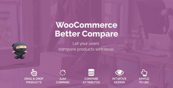 Wordpress E-Commerce Plugin WooCommerce Compare Products