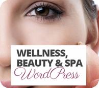 Alissa Wellness WordPress-Layout