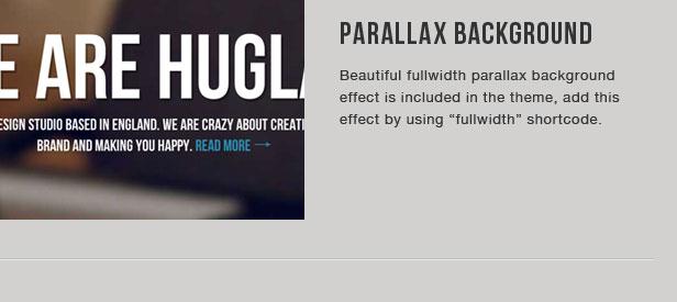 Huglab - Responsive Multi-Purpose Template