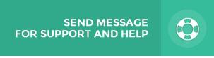 Senden Sie eine Nachricht für Support und Hilfe