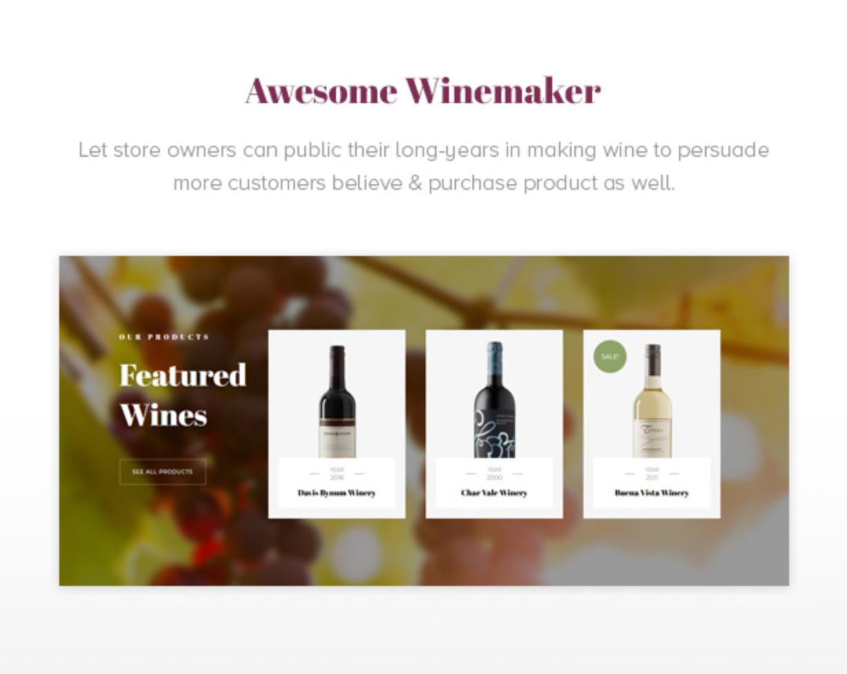 Royanwine Weinherstellungsverfahren für Vinyard, Weingut, Winzer, Milchviehbetrieb