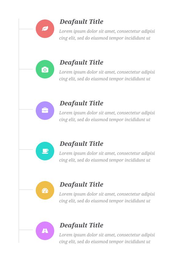 Aufzählungslisten Addons für Elementor Page Builder - 5