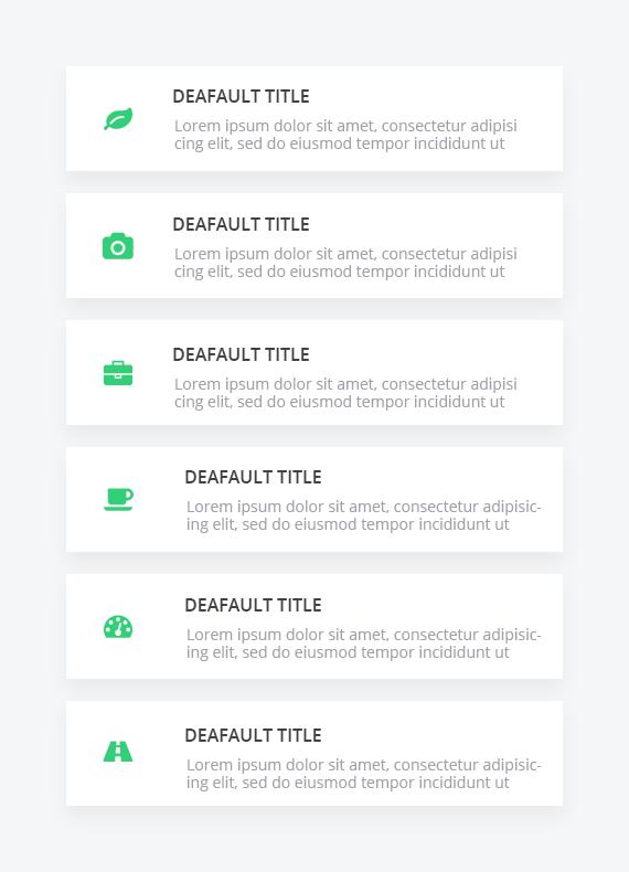 Add-Ons für Aufzählungslisten für Elementor Page Builder - 8