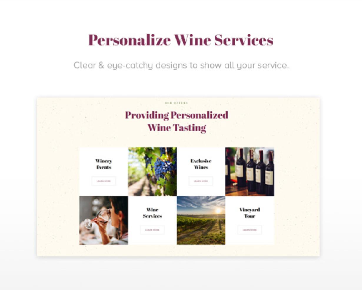Royanwine Personalized Wine Services für Weingut, Weinkellerei, Winzer, Milchviehbetrieb