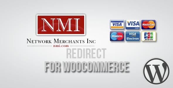 Wordpress E-Commerce Plugin Network Merchants Redirect Gateway for WooCommerce