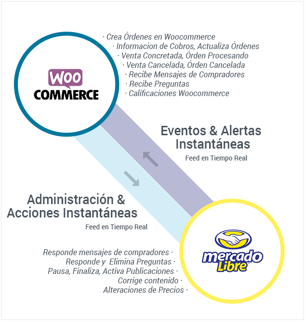 Verbinden Sie Woocommerce mit MercadoLibre