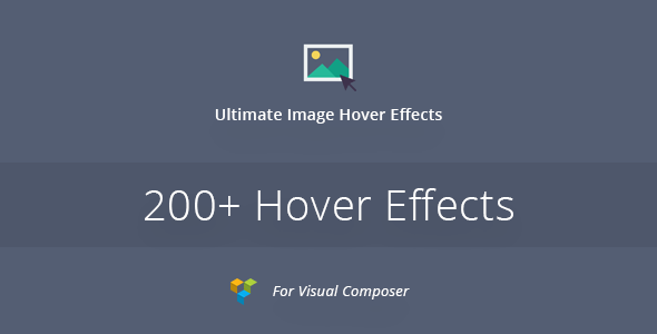 Wordpress Add-On Plugin Ultimate Image Hover Effects For Visual Composer