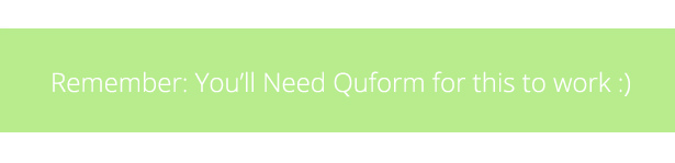Quform Styles - Formulardesigner