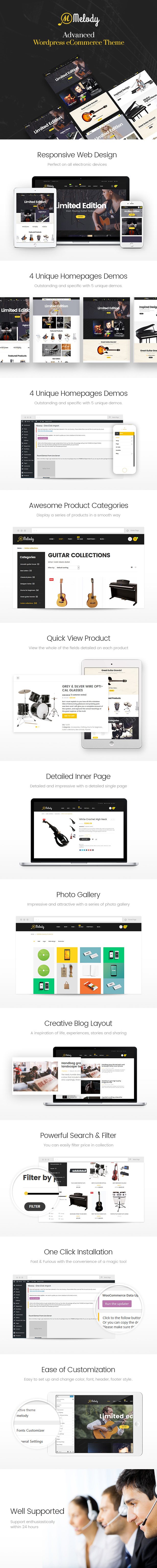 Woocommerce-WordPress-Template