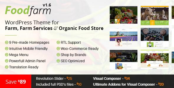 eFarm - Ein vielseitiges WordPress-Layout für Lebensmittel und Farmen - 13