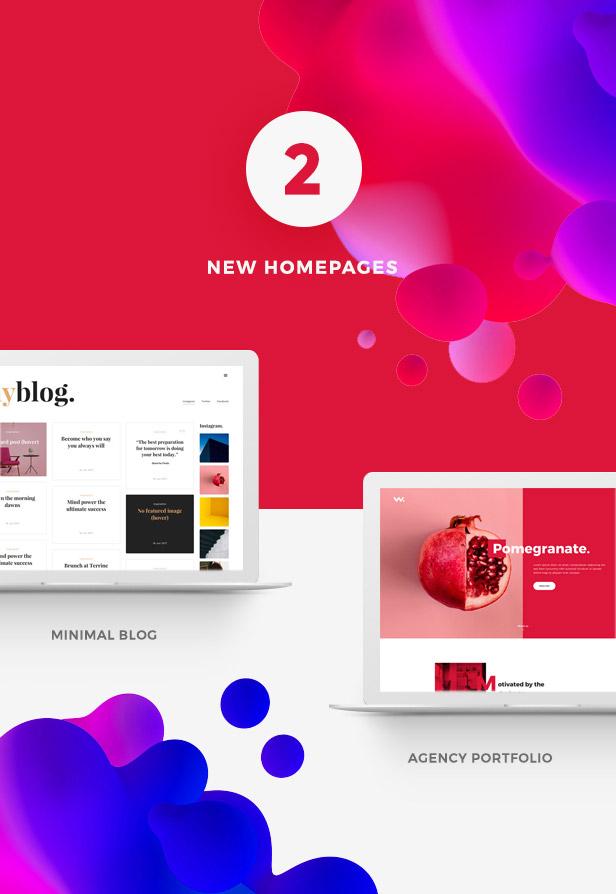 Wilson - Supreme Multipurpose WordPress Template