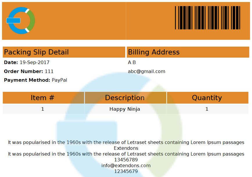woocommerce pdf rechnung lieferschein und versandetikett. Black Bedroom Furniture Sets. Home Design Ideas