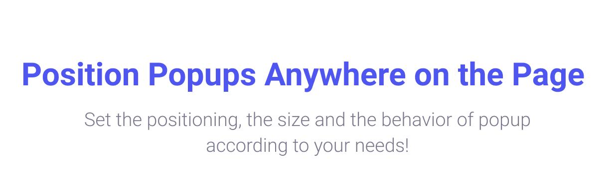 JetPopup - Popup-Addon für Elementor