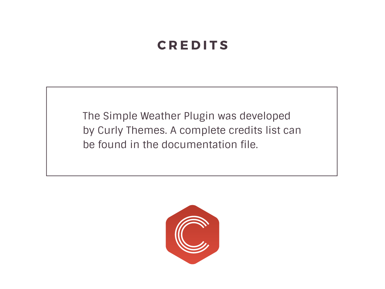 Wetter für Visual Composer