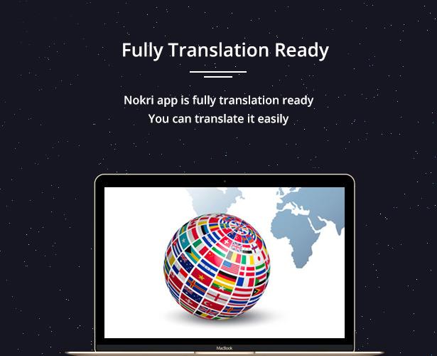 Job Board Übersetzung fertig