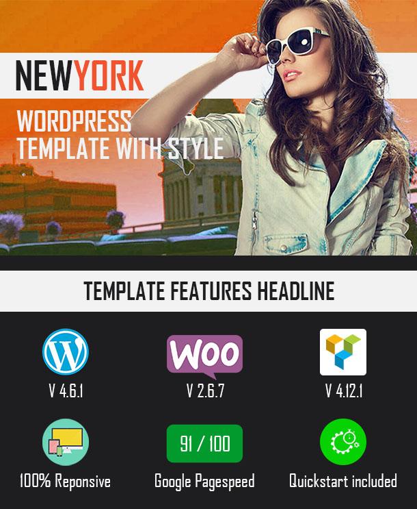 VG NewYork - Responsives WooCommerce-WordPress-Template