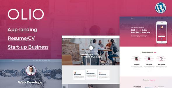 Wordpress Kreativ Template One Page - OnePage WordPress