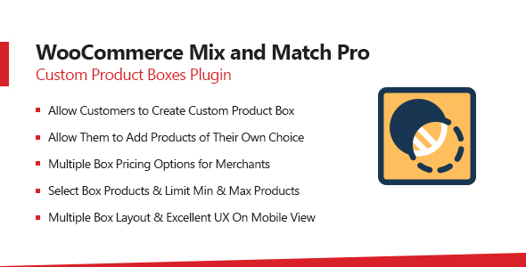 Wordpress E-Commerce Plugin WooCommerce Mix & Match - Custom Product Boxes Plugin