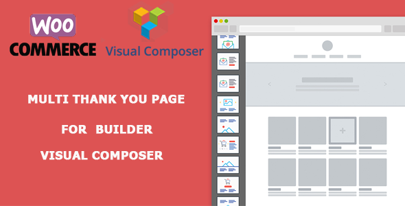 Wordpress E-Commerce Plugin WooCommerce Thank You Page Builder for WPBakery Page Builder (formerly Visual Composer)