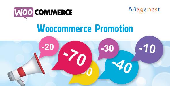 Wordpress E-Commerce Plugin Woocommerce promotion