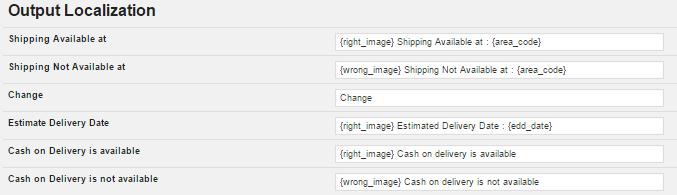 Voraussichtliches Lieferdatum von WooCommerce