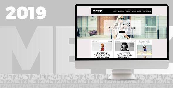 Metz - Ein modisches Thema für ein redaktionelles Magazin - News / Editorial Blog / Magazin