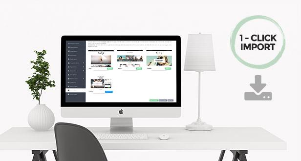 Himbeer-WordPress-Template
