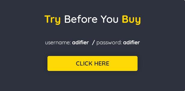 Adifier - Kleinanzeigen WordPress Layout