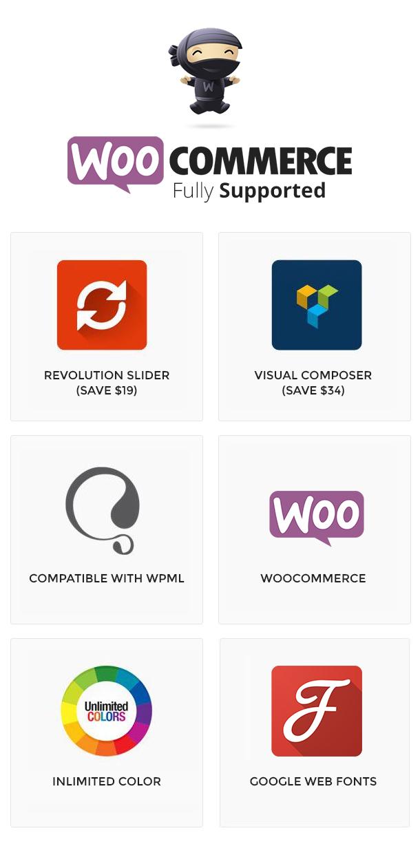 VG Sagitta - Responsives WordPress-Template für den Mega Store - 13