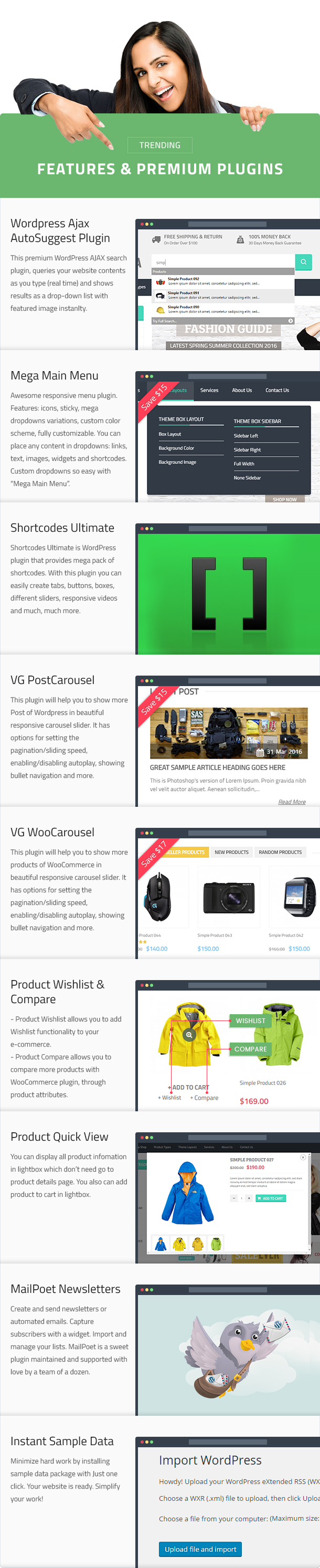 VG Sagitta - Responsives WordPress-Template für Mega Store - 17
