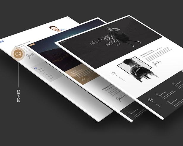 Novu - Modernes und kreatives WordPress-Layout - 4