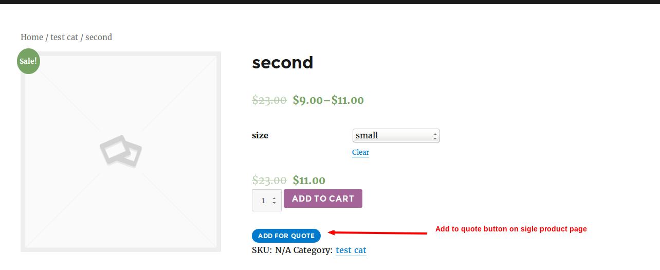 Easy WooCommerce Angebot anfordern - 2