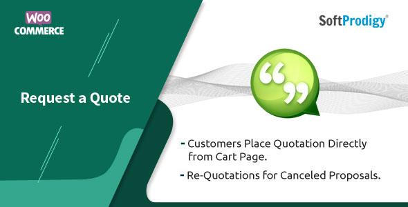 Wordpress E-Commerce Plugin Easy WooCommerce Request a Quote