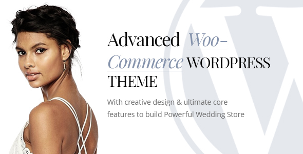Wordpress Shop Template HappyTime - Wedding Woocommerce WordPress Theme