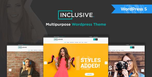 Wordpress Shop Template Inclusive - Multipurpose WooCommerce WordPress Theme