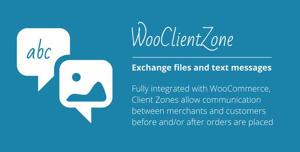Wordpress E-Commerce Plugin WooClientZone