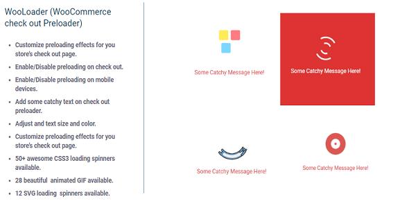Wordpress E-Commerce Plugin WooLoader