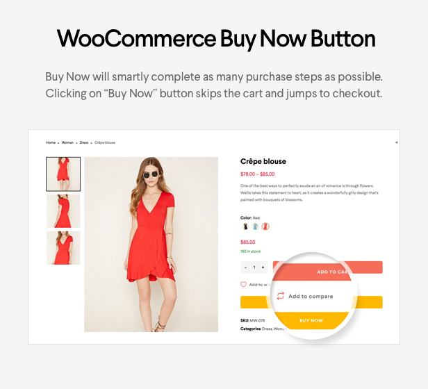 Ciao - Minimalistisches Element oder WooCommerce Template - 18