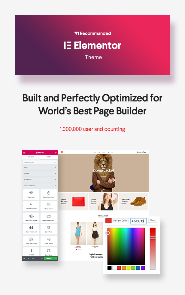 Ciao - Minimalist Elementor WooCommerce Template - 4