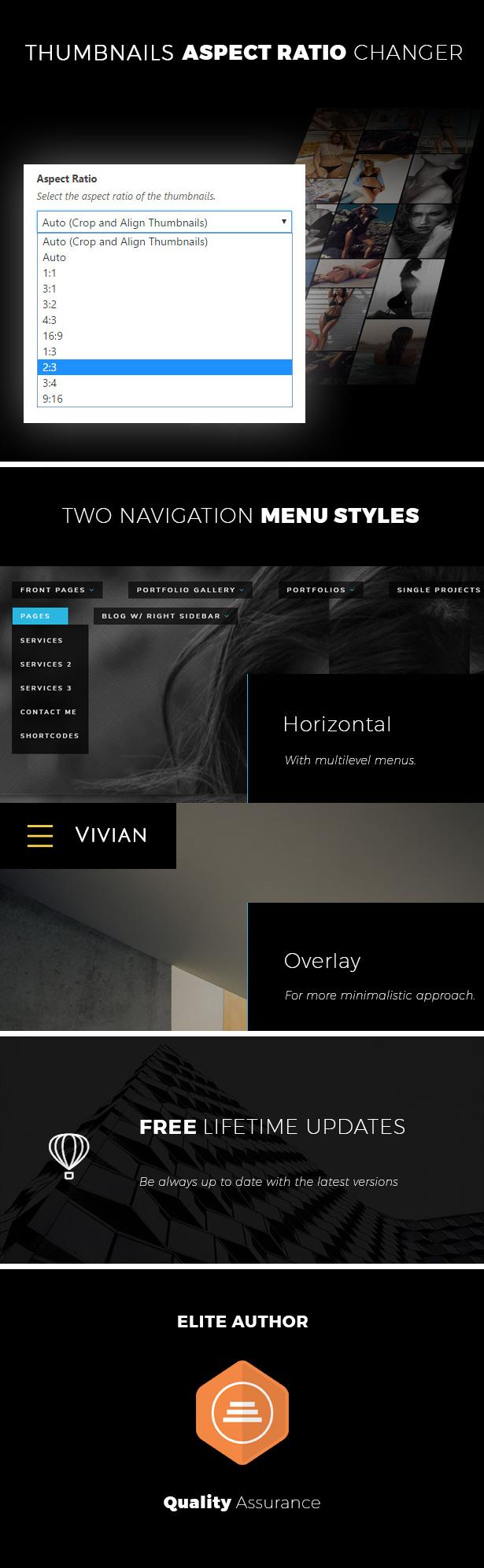 Vivian Beschreibung