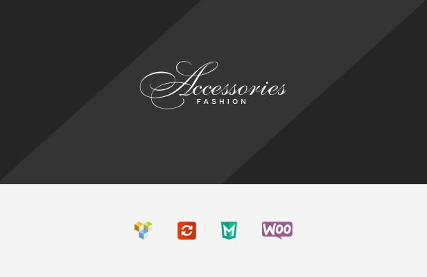 WooAccessories - Responsives WordPress-Vorlage - 1