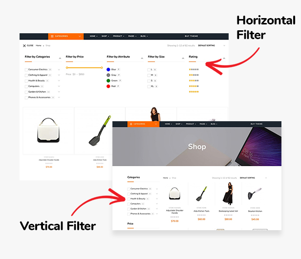 Martify - WooCommerce Marketplace WordPress Template - 20