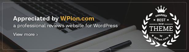 Novu - Modernes und kreatives WordPress-Layout - 1