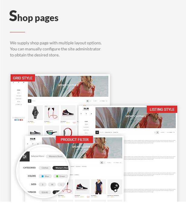SNS BiaMuc - WooCommerce WordPress Template - 3