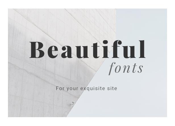 Livo - Ein sauberes und minimales Portfolio WordPress-Vorlage - 2