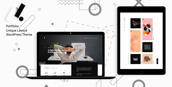 Wordpress Kreativ Template Mond - Creative Multipurpose WordPress Theme