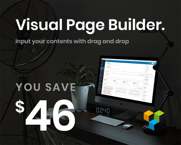 Kerio | Ein Creative MultiPurpose WordPress für MultiPurpose - 7