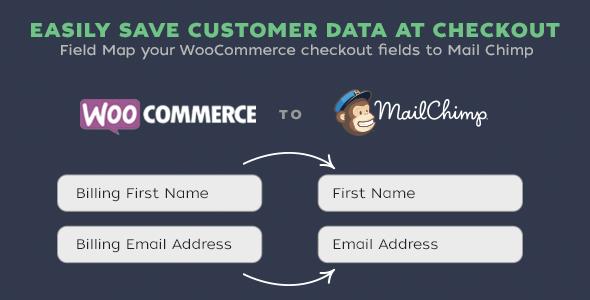 Wordpress E-Commerce Plugin WooCommerce Checkout Newsletter - MailChimp