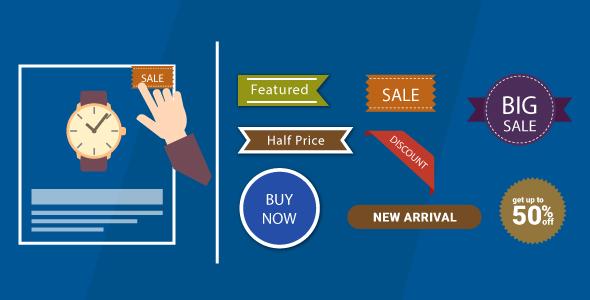 Wordpress E-Commerce Plugin WordPress WooCommerce Badge Manager Plugin